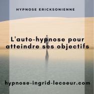 auto-hypnose et objectifs
