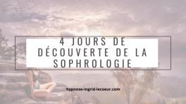Exercices de sophrologie GRATUITS