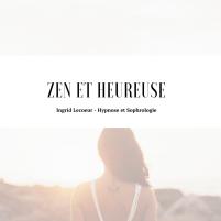 Zen et Heureuse avec l'hypnose (Rouen)
