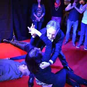 Hypnose de spectacle au Casino de Cherbourg