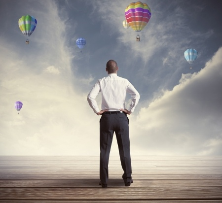Selbstverwirklichung_Ballons_Ziele_Träume