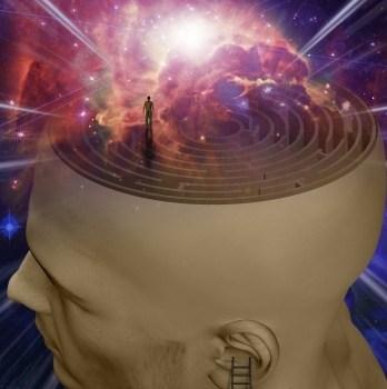 geöffnetes gehirn Mentaltechniken VAKOG System Erlebtes beeinflussen NLP
