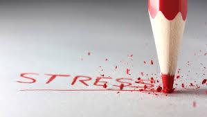 stress pour souffrance O trav