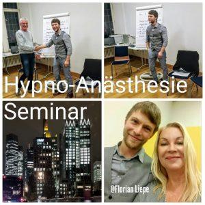 HYPNO- ANÄSTHESIE SEMINAR | Hypnose Coaching Aachen