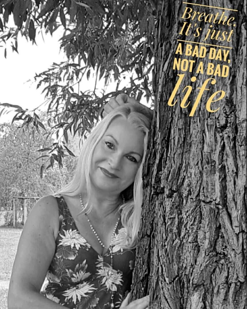 Blog | Ellen Iris Rubin | Hypnosecoach Aachen | Breathe, its just a bad day, not a bad life