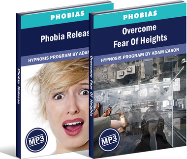 PHOBIA RELEASE - OVERCOME FEAR OF HEIGHTS BUNDLE