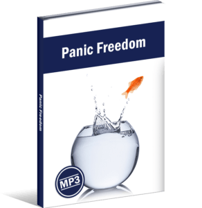 fish jumping out of water panic freedom
