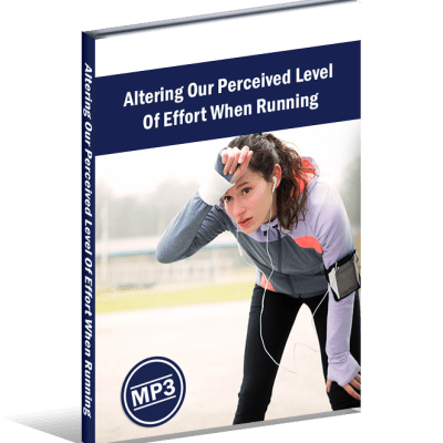 ALTERING OUR PERCEIVED LEVEL OF EFFORT WHEN RUNNING