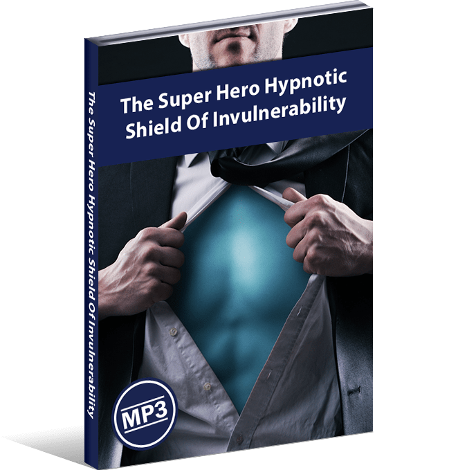 The Super Hero Hypnotic Shield Of Invulnerability