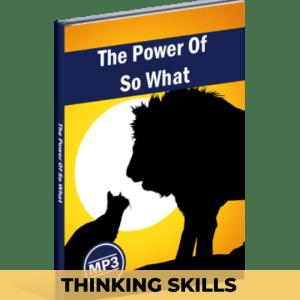 thinking skills category