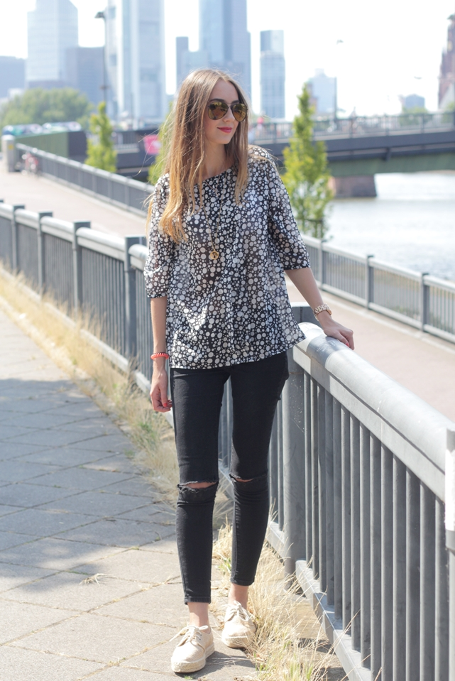 Bluse Outfit Look 3