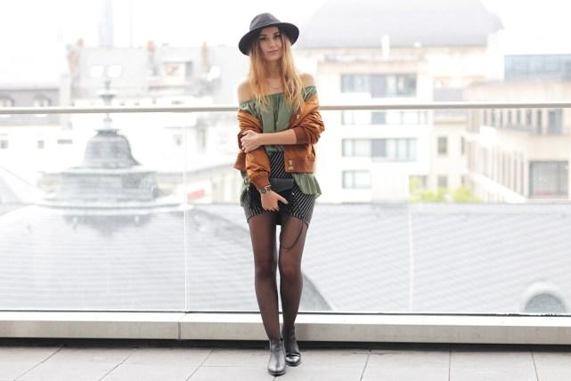 Bomberjacke Outfit Hypnotized Blog 4