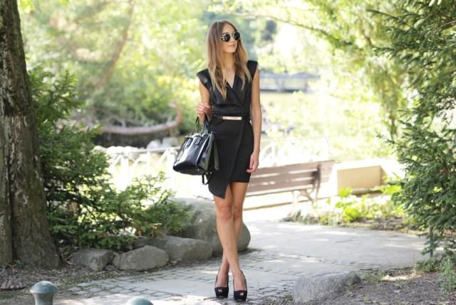 schwarzer Kleid hypnotized blog 7