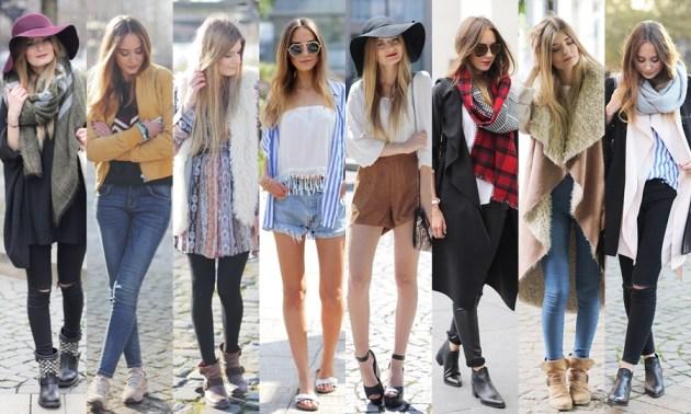Welches waren die schönsten Outfits 2015 auf dem German Fashion Blog?