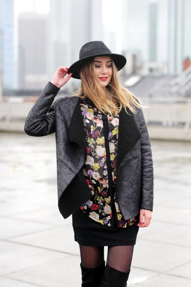 Modeblog Deutschland zeigt Modebloggerin Helena aus Frankfurt