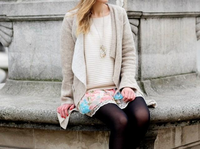 Deutscher Modeblog aus German ist ein Fashion Blog und zeigt ein Outfit Cardigan Boots