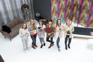 Pflanzenfreude Workshop mit deutschen Interior Blogger. Interiorblogger aus Deutschland zeigen neue Wohntrends