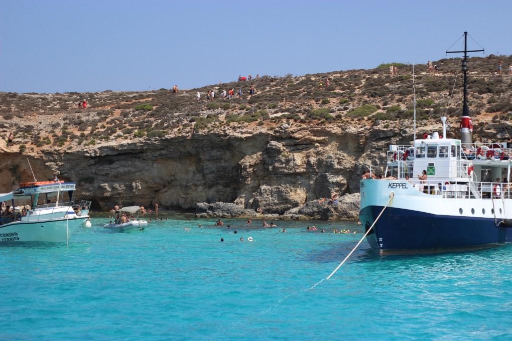 Blue Lagoon Malta Sightseeing-deutscher Reiseblog-Reiseblog Deutschland-Malta Guide-Malta Reiseführer-Malta Tipps