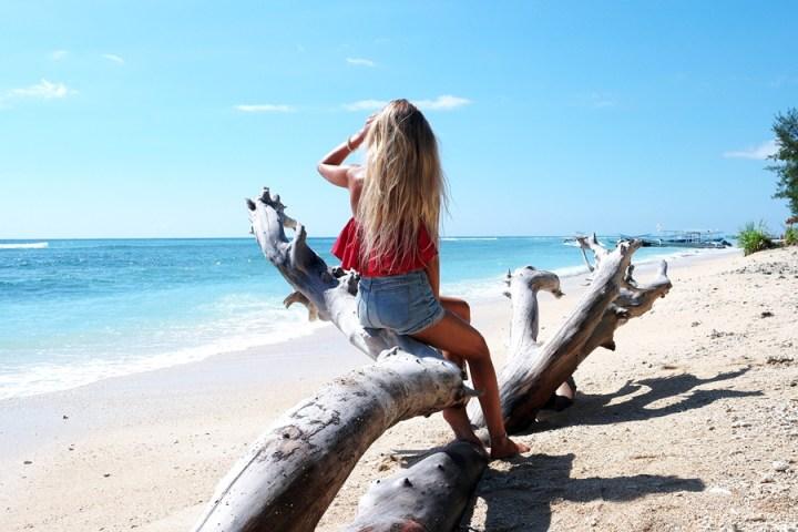 Auf ihrem Reiseblog nimmt euch Bloggerin Laura mit auf die Trauminsel Gili Air.