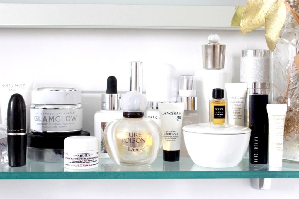 Wohnblog aus Deutschland mit Badezimmer Interior von deutschem Interior Blog mit hochwertigen Kosmetikprodukent