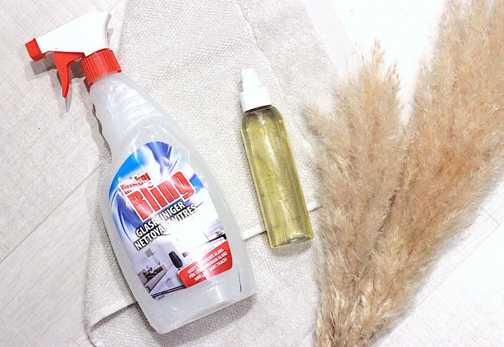 Nachhaltiges Badezimmer: 5 Tips Zero Waste Bathroom mit Putzmittel aus Seifenresten.
