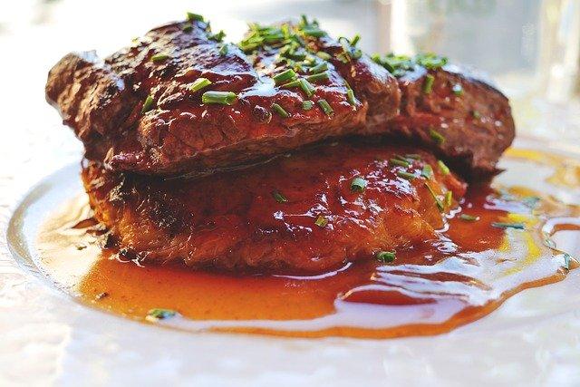 viande en sauce