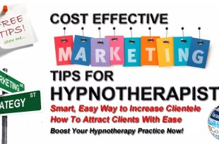 hypnotherapy marketing