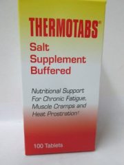 THERMOTABS THE BEST SODIUM SUPPLEMENT