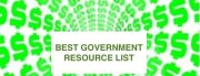Best Government Resource List