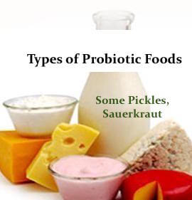 What Are Probiotics Foods