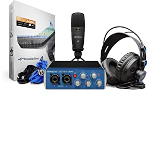 RecordingStudioBundle Presonus