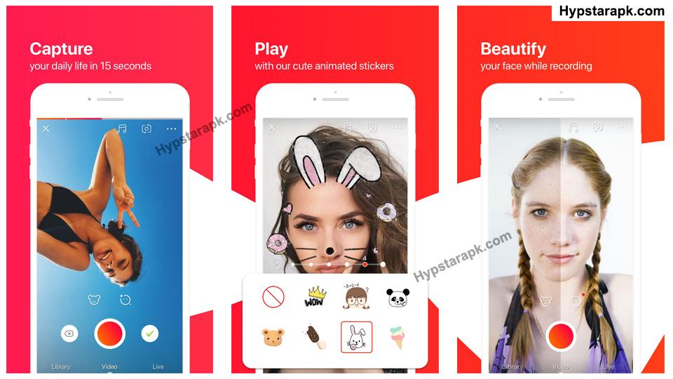 Vigo Video App Features