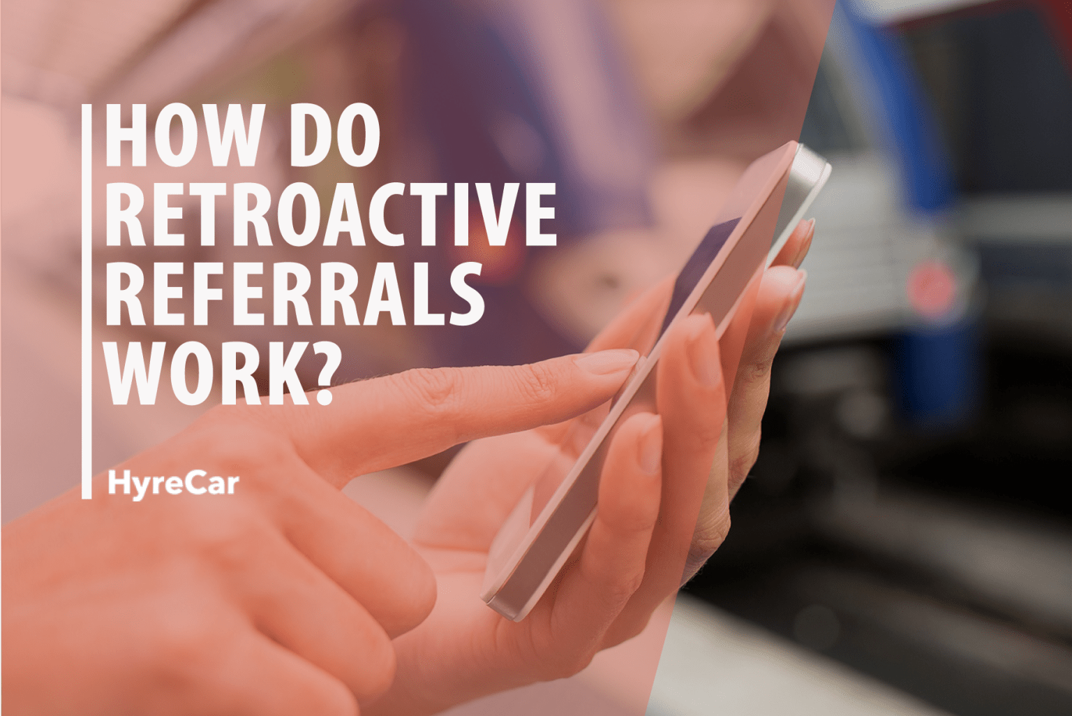 How Do Retroactive Referrals Work?
