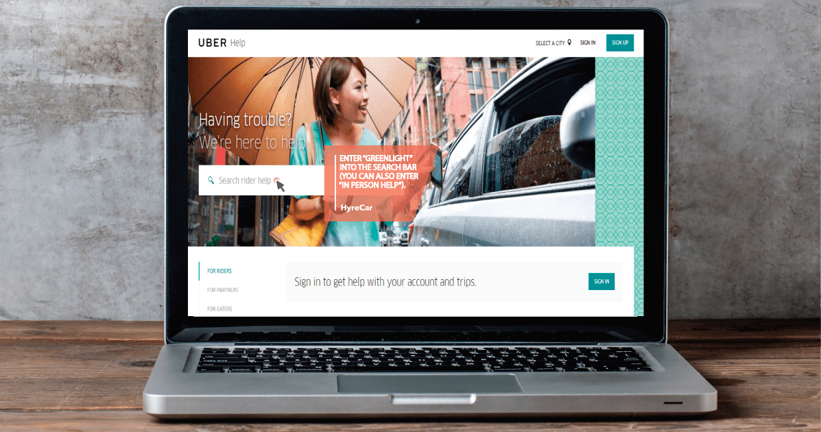 Everything You Need to Know an About Uber Greenlight Hub