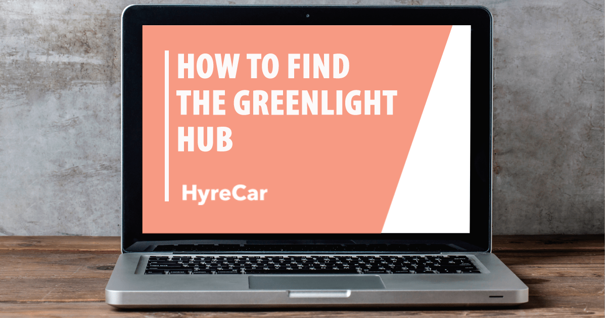 How to Find the Greenlight Hub