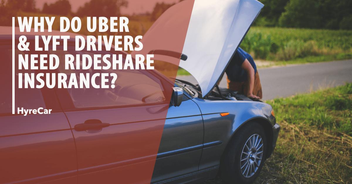 Best Rideshare Insurance Options for Uber & Lyft Drivers