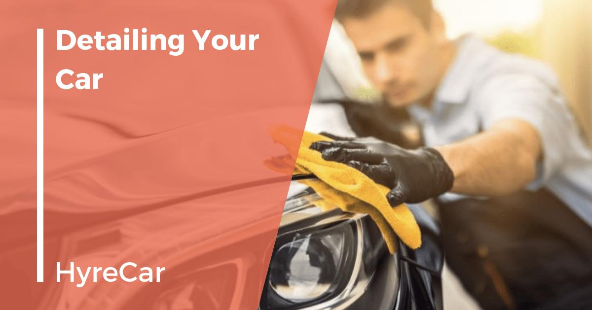 car detailing, carsharing, affordable repairs