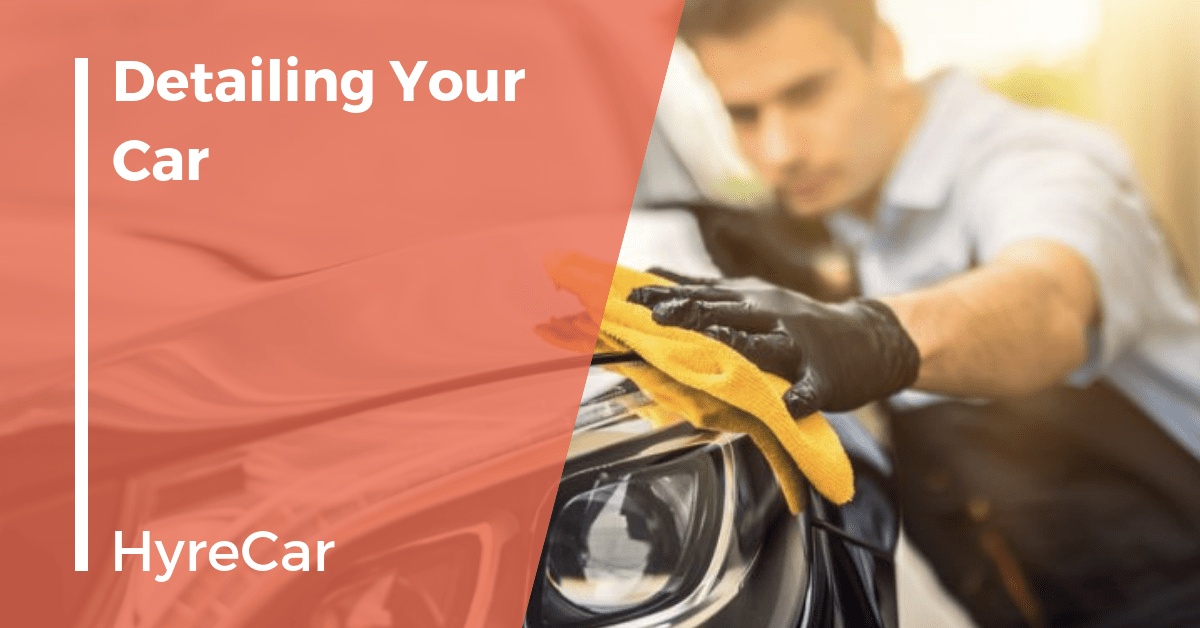 car detailing, carsharing, affordable repairs