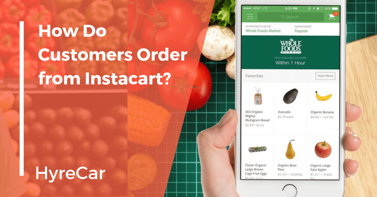 Delivering Groceries for Instacart is a Great Way to Earn