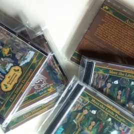 Audiobook- See the Little People…An Enchanting Adventure, 2 CD Set