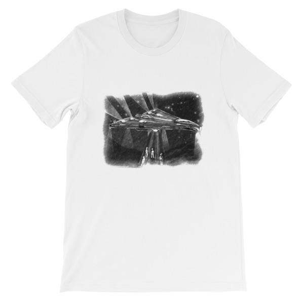 """""""Beings"""" Sketch Short-Sleeve Unisex T-Shirt"""