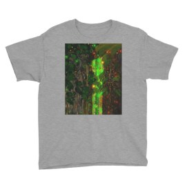 Telepathic Tree Ent's Youth Short Sleeve T-Shirt
