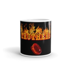 Truthers Red Pill Mug