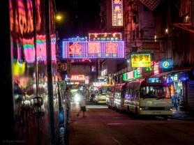 Every night, just like this. Mong Kok, Hong Kong.