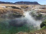 Double Springs. So hot that you can hardly touch the water.