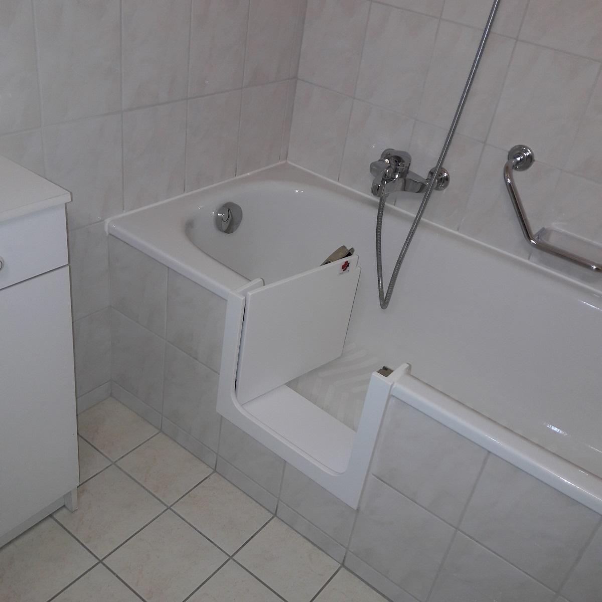 porte pour baignoire baignoire avec