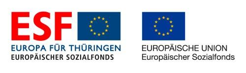 Bild Logo Europäischer Sozialfonds (ESF)