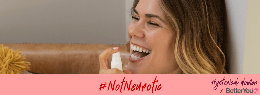 #NotNeurotic: 'Having a positive birth experience helped me to feel confident and enjoy the process'