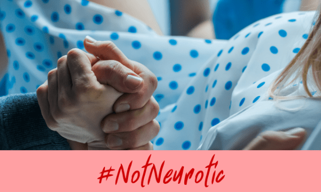 #NotNeurotic: 'All birthing people are entitled to safe, dignified, maternity care that respects their right to make decisions about their own body.'