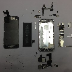 Iphone 4s Parts Diagram Wiring Receptacle To Switch Light Replacement Repair For 5s And 5c Www